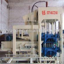 Yugong Brand Hydraulic Lime Stone Block Making Machinery