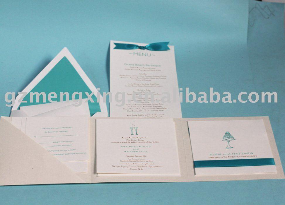 Tiffany Blue Wedding Invitations Kits: Jevon's Blog: Resources Are Blue And Brown Wedding