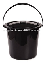 Water bucket w/lid