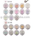 Nail Art Professional Soft Flower SC-01-F