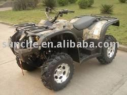 EEC 500CC 4X4 4WD ATV QUAD BIKE