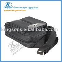 "10"" 800D Nylon business notebook briefcase"