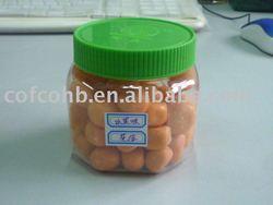 fruit coated peanuts