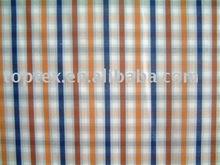 100 cotton yarn dyed checks shirt fabric