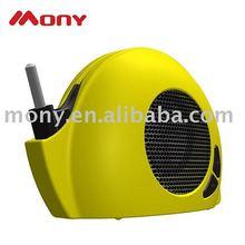 Portable Snail Speaker for ipod