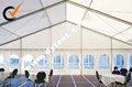 20x50m barraca do evento com piso de madeira
