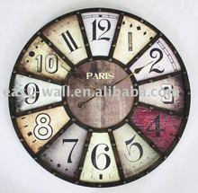 2012 New arrival decorative antique wall clock