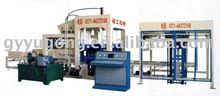 Fly Ash Hollow Block Making Machine Popular In Europe