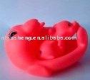 vinyl water dolphin toys---JS10010