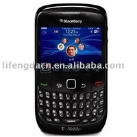 best film! crystal clear/glossy screen protector for blackberry 8530,accessories for blackberry, materials are from Japan