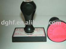 LIZAO Plastic Rubber Stamp