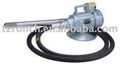 internal concrete vibrator