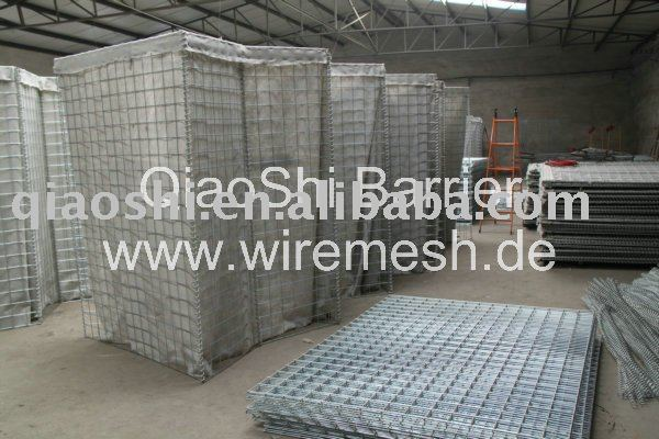 manufacture Hesco panels