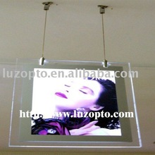 2012 Super thin Suspended led sign