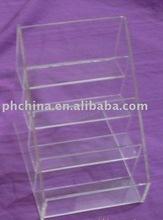 JNC-111 Clear Plexiglass Business Card Stand