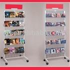 CD Display Shelf / Metal Display Shelves