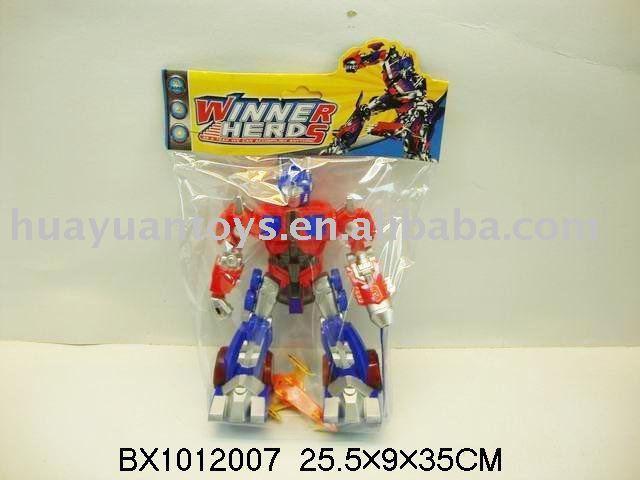 Robot Boy Toy Boy Toy Robot Set Bx1012007