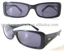 2011 Classic Acetate Sunglasses with PC lens(SA443058)