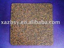 rubber-cork acoustic underlayment