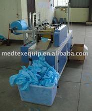 non-woven shoe cover making equipment
