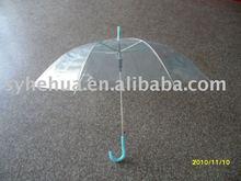 low price pvc transparent umbrella