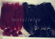 2011 Wholesale 100% Chinese Human Yaki Hair Bulk