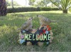motion sensor bird/sensor singing bird/resin birds for Gifts & Crafts