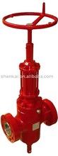 api gate valve for manifold