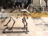 LIfesize Animal Skeleton Replica of Dinosaur