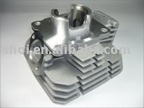 motorcycle cylinder block (RX100)