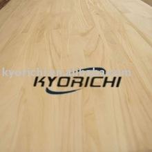 China Paulownia solid wood panelling