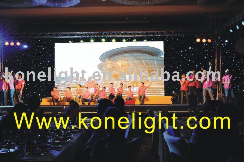 led star curtain wedding decoration backdrop light