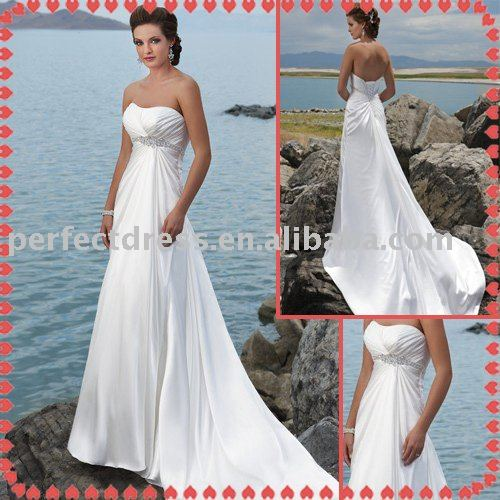 Casual Beach Wedding Dresses - LoveToKnow: Answers for Women on