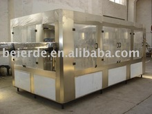 CGF32-32-10 water washing filling capping 3-in-1 monoblock machine, drink water filling machine