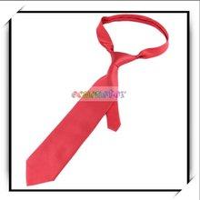 Red stripes business Men's Tie Necktie