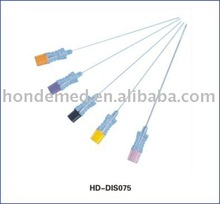 disposable sterile spinal needle
