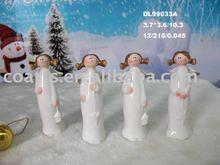 ceramic angel craft