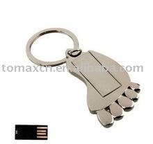 Hockey feet USB memory drive