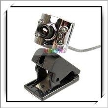 20.0 M Mega Pixel USB Webcam Mic PC Laptop Camera(Camera)