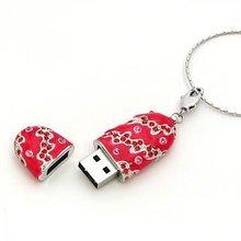 RED JEWEL usb flash drives/stick (U373 3)