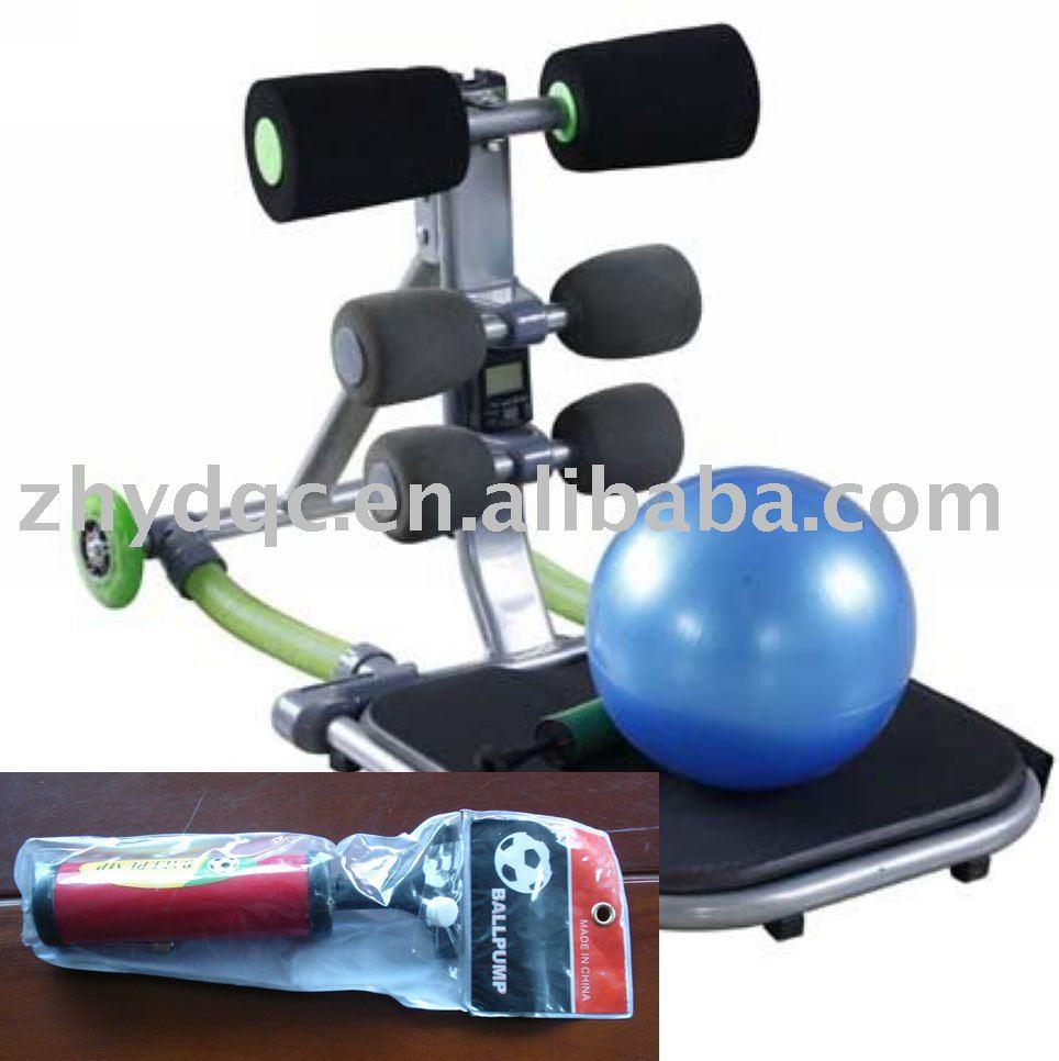 abs machine exercises