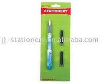 plastic ink cartridge fountain pen