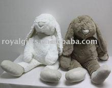 Big soft toy rabbit