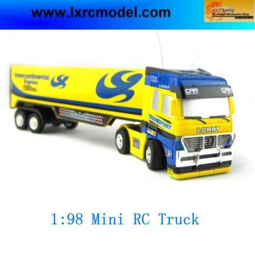 1198 Mini RC Truck 2Mini Truck size16 35 4cm 3Mini Truck