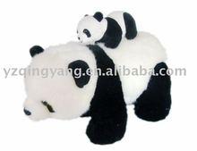 stuffed plush toy panda bear
