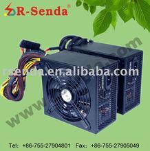 1000W modular power supply