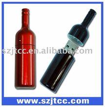 Beer bottle shape usb flash drive,plastic bottle usb flash drive,bottle shaped usb flash drive
