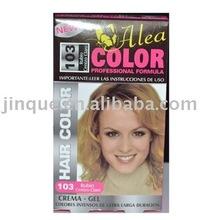 dark and lovely hair dye cream