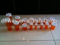 plastic vial with child resistant lid pharmacy vial child resistant vial