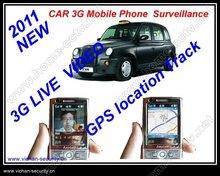 2011 NEW CAR video alarm system